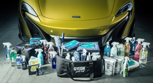 GYEON Car Care provides head-turning results and long-lasting protection!