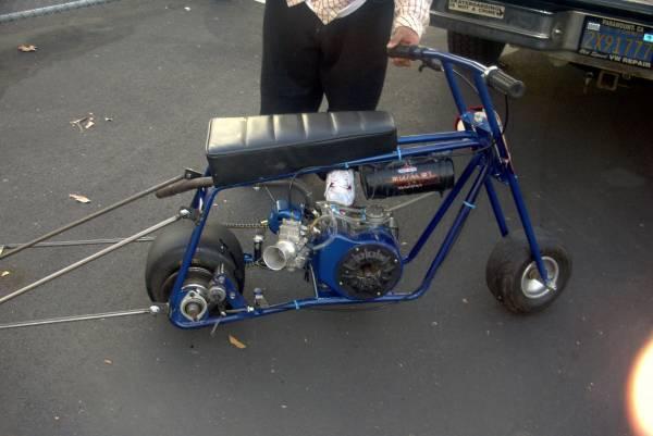 Stroked Animal Motor on Alky 28HP!