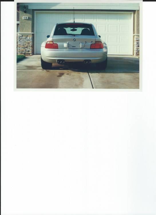 2002 BMW Z3-MCoupe