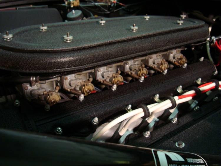 Daytona Spyder