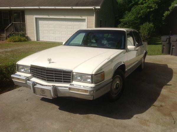 1993 Cadillac De Ville