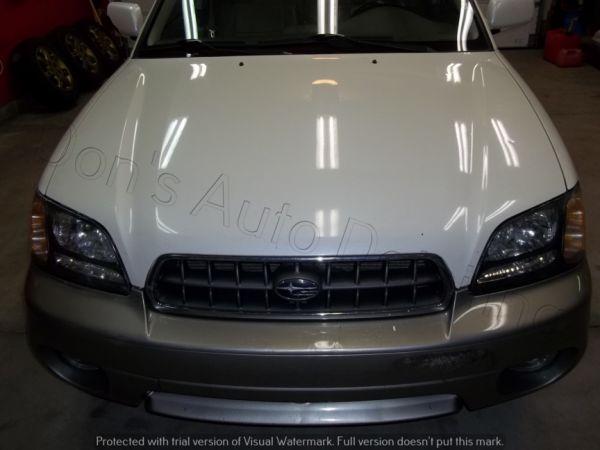 2003 Subaru Outback Wagon Resurection